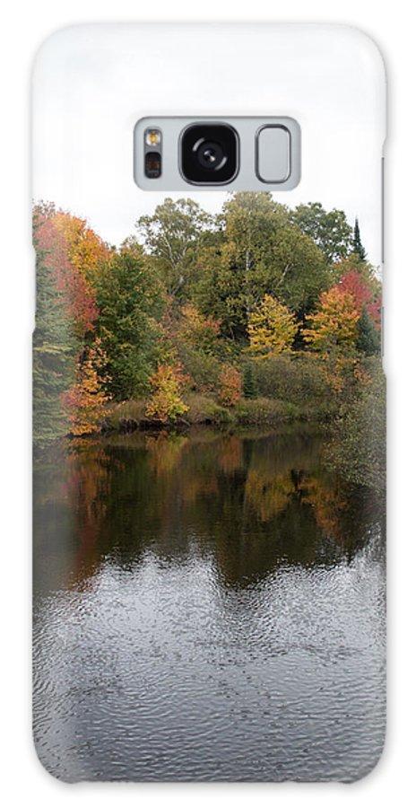Michigan Galaxy S8 Case featuring the photograph Splendor On A River by Linda Kerkau