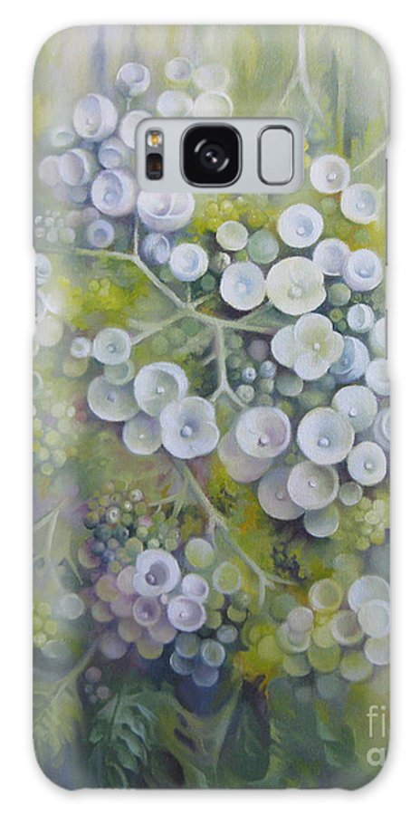 Spring Galaxy S8 Case featuring the painting Spring Dream by Elena Oleniuc