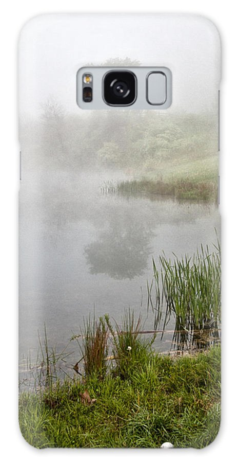 Lake Galaxy S8 Case featuring the photograph Spring Mist by Dale Kincaid