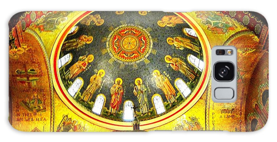 St. Louis Galaxy S8 Case featuring the photograph St. Louis Cathedral Dome 2 by Cynthia Croal