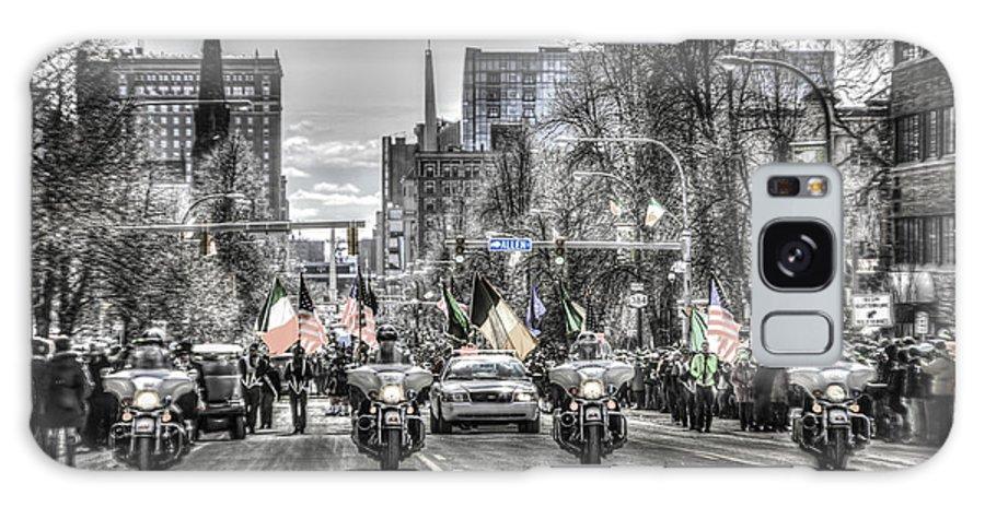 Buffalo Photographs Galaxy S8 Case featuring the photograph St Patrick by John Lattanzio