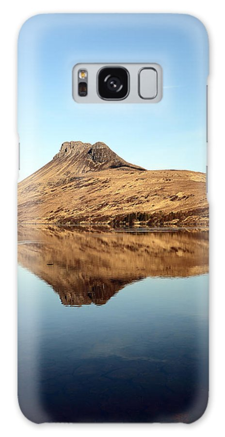 Stac Pollaidh Galaxy S8 Case featuring the photograph Stac Pollaidh by Grant Glendinning