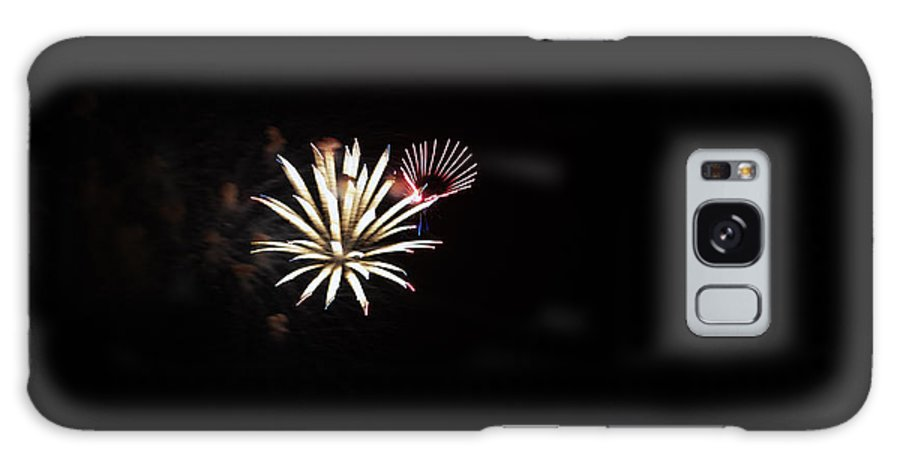 Fireworks Galaxy S8 Case featuring the photograph Star Bursts by Edward Hawkins II