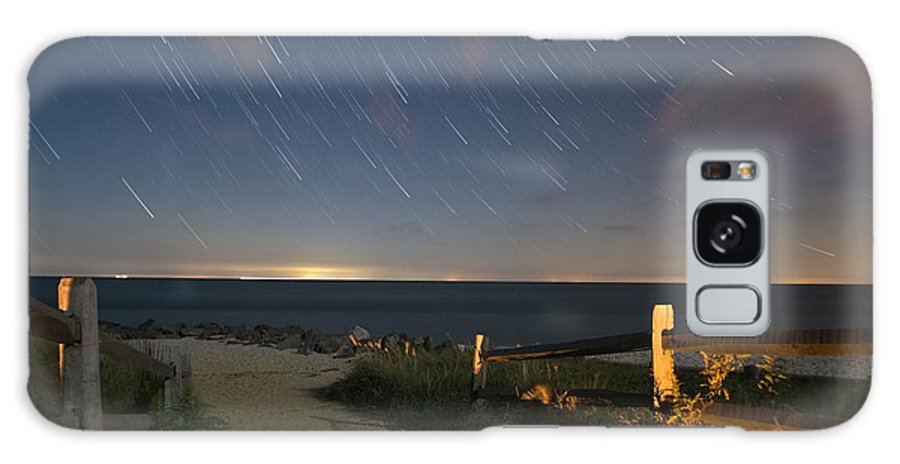 Cape May Galaxy S8 Case featuring the photograph Star Light Point by Kristopher Schoenleber