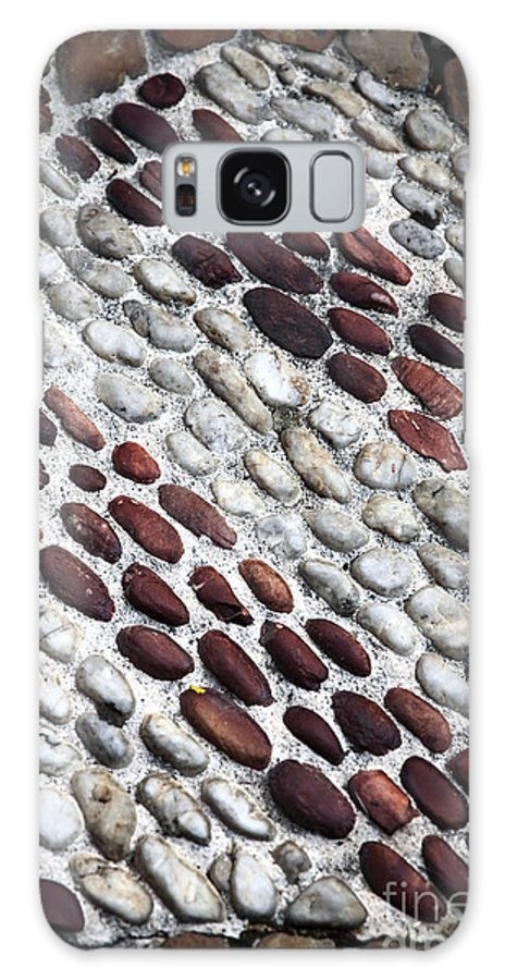 Stones Of Avignon Galaxy S8 Case featuring the photograph Stones Of Avignon by John Rizzuto