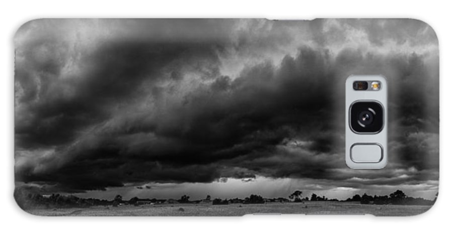 Cloud Galaxy S8 Case featuring the photograph Stormy Days by Allen Gresham