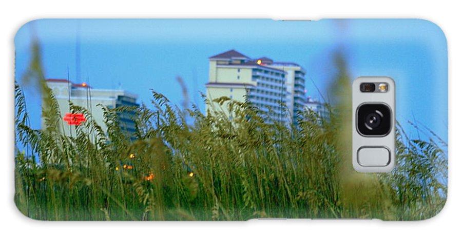 Beach Galaxy S8 Case featuring the photograph Summer Days by Kim Loftis