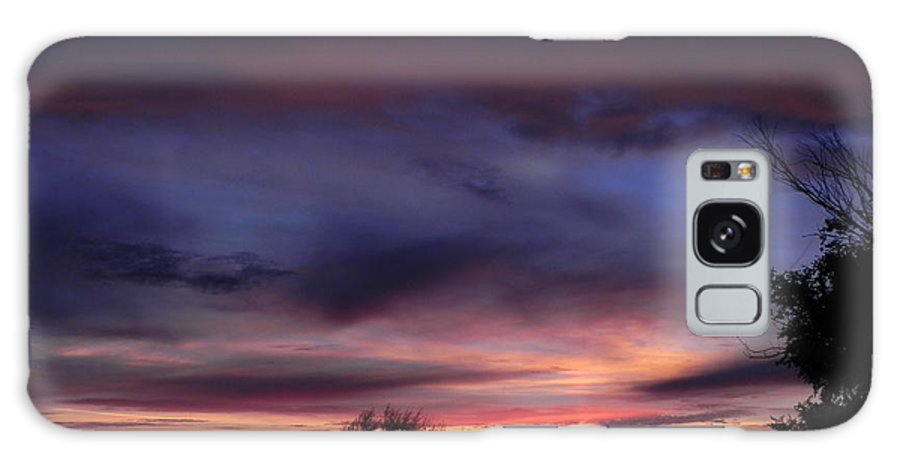 Sunrise Galaxy Case featuring the photograph Summer Sunrise In Colorado by Adrienne Petterson