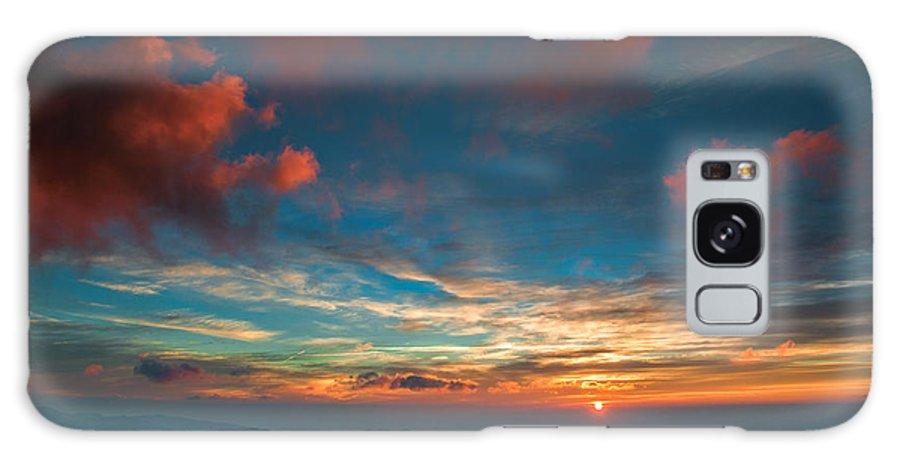 Asheville Galaxy S8 Case featuring the photograph Sun Dance by Joye Ardyn Durham