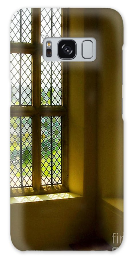Montacute Galaxy S8 Case featuring the photograph Sunny Corner At Montacute House by Susie Peek