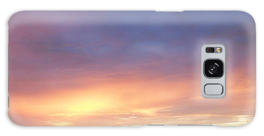 Sunset Galaxy S8 Case featuring the photograph Sunset In Marathon Key by Sheryl Chapman Photography