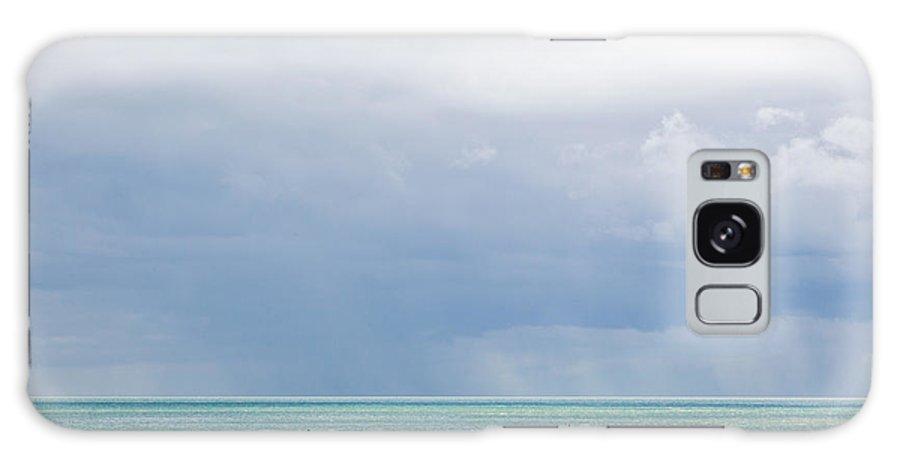 Sunshine And Rain Galaxy S8 Case featuring the photograph Sunshine And Rain by Michelle Wiarda-Constantine