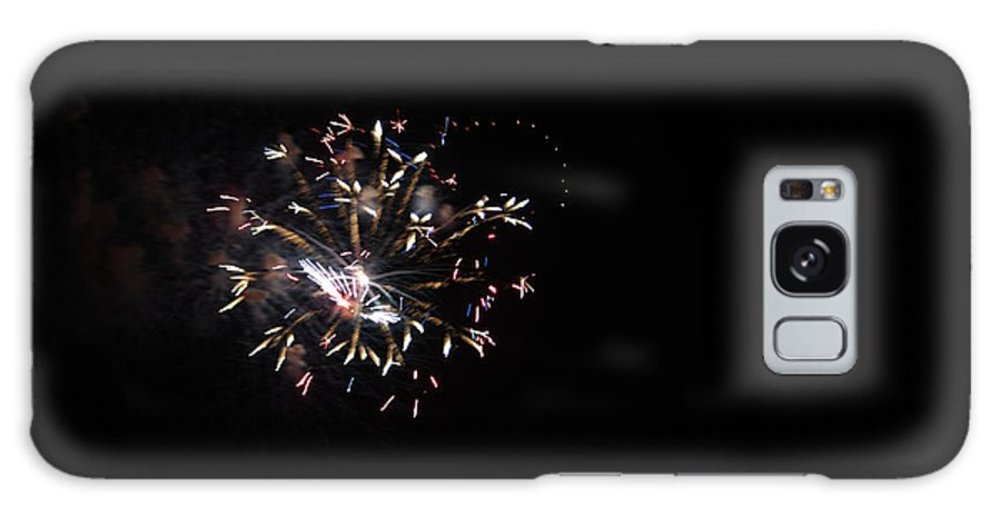 Fireworks Galaxy S8 Case featuring the photograph Surprise by Edward Hawkins II