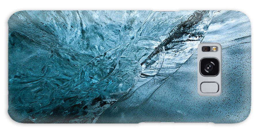 Ice Galaxy S8 Case featuring the photograph Surreal by Jim Southwell