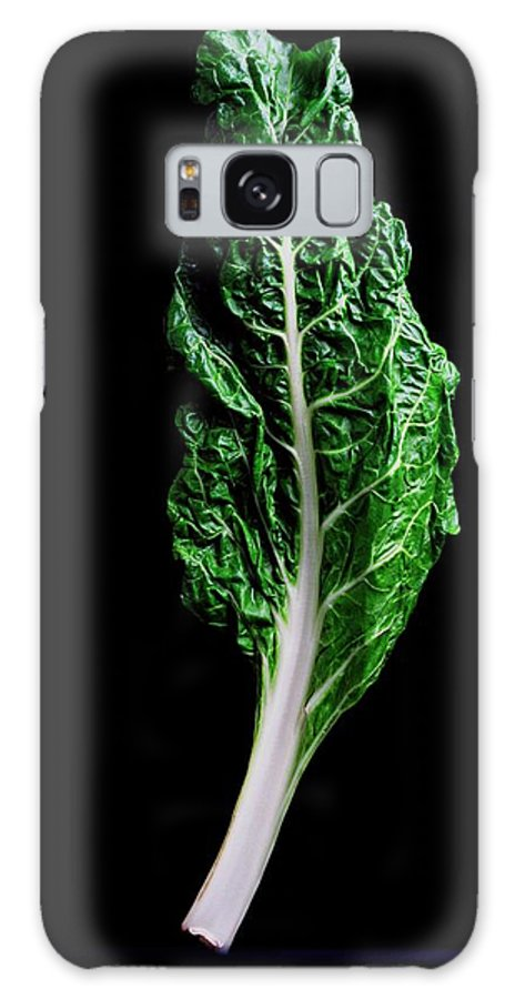 Fruits Galaxy S8 Case featuring the photograph Swiss Chard by Romulo Yanes