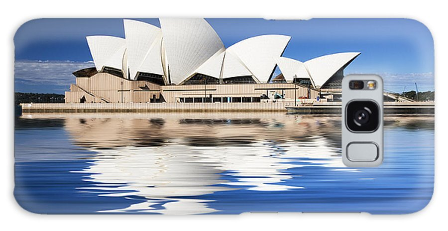 Sydney Opera House Galaxy Case featuring the photograph Sydney Icon by Sheila Smart Fine Art Photography