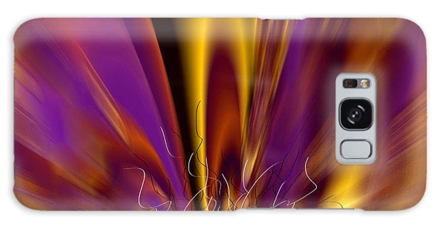 Symphony Of Light 04 Galaxy S8 Case featuring the digital art Symphony Of Light 04 by Heinz G Mielke