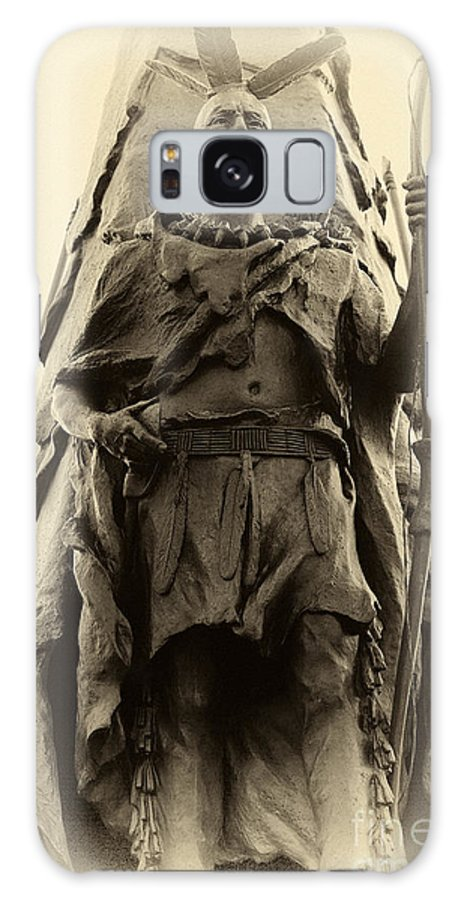 Tammany Regiment Galaxy S8 Case featuring the photograph Tammany Regiment by John Rizzuto