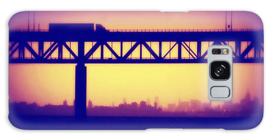 Tappan Zee Bridge Galaxy S8 Case featuring the photograph Tappan Zee Bridge Iv by Aurelio Zucco
