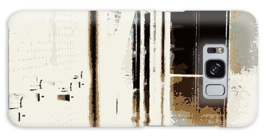 Architecture In Tempe Arizona Galaxy S8 Case featuring the photograph Tempe Iv by Sandra Baro Sfer