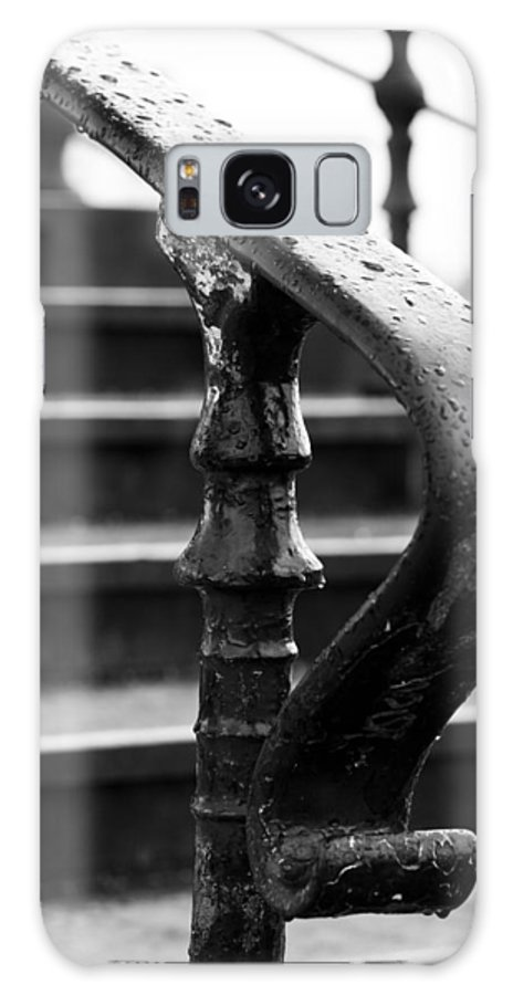 Banister Galaxy S8 Case featuring the photograph The Banister by Thomas Launois