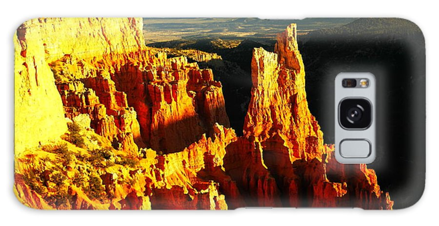 Rocks Galaxy S8 Case featuring the photograph The Beauty Of Bryce by Jeff Swan