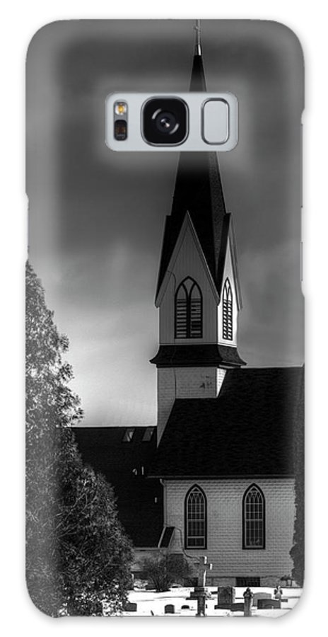 Church Galaxy S8 Case featuring the photograph The Beginning And The End by Thomas Young