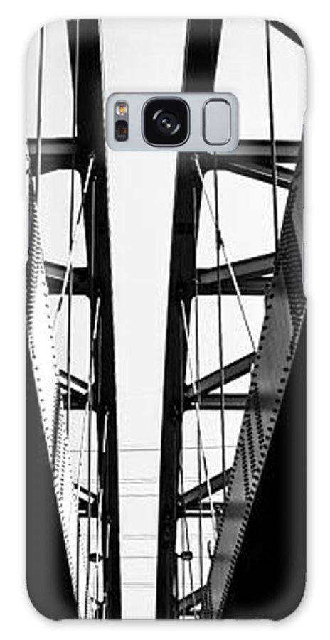 Andrew Kubica Galaxy S8 Case featuring the photograph The Bridge by Andrew Kubica