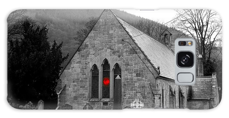 Church Galaxy S8 Case featuring the photograph The Church by Christopher Rowlands
