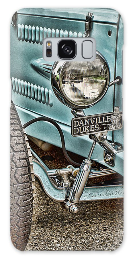 Hotrod Galaxy S8 Case featuring the photograph The Dansville Duke by Ron Roberts