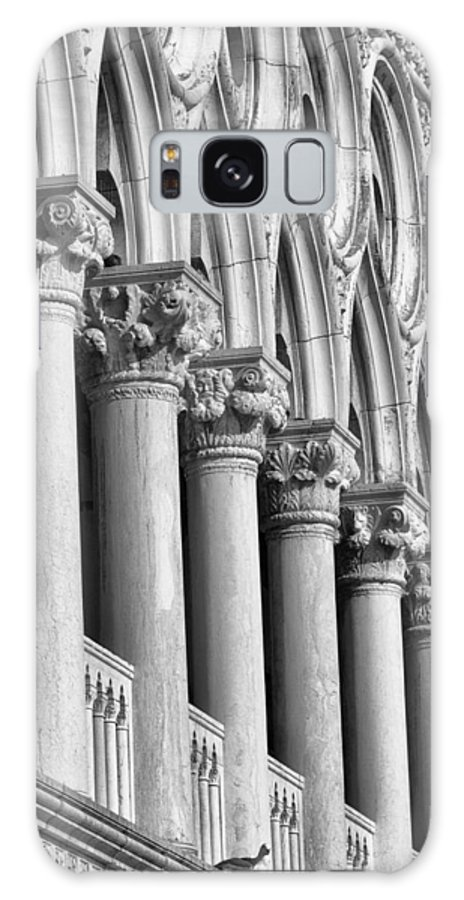 Doges Palace Galaxy S8 Case featuring the photograph The Doge's Palace by Dobromir Dobrinov