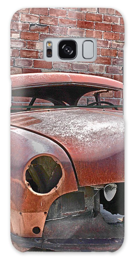 Car Galaxy S8 Case featuring the photograph The Fixer Upper by Lynn Sprowl