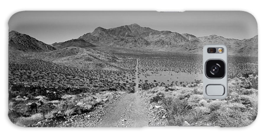 Road Galaxy S8 Case featuring the photograph The Forever Road by Peter Tellone