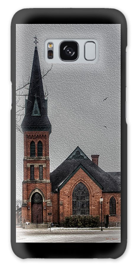 Cloudy Galaxy S8 Case featuring the photograph The Gift by Rebecca Samler