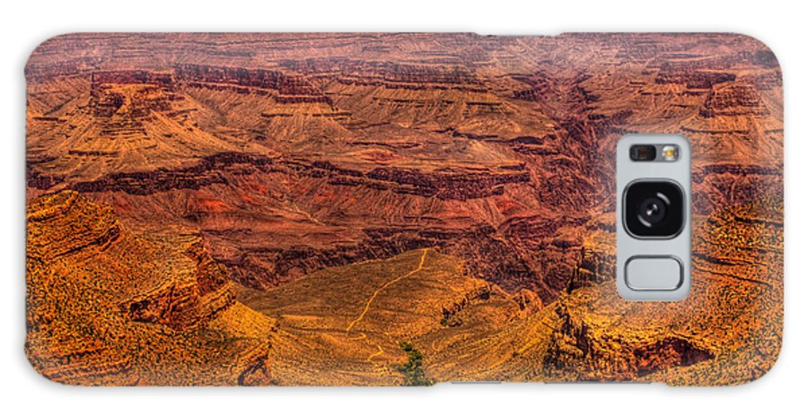 Grand Canyon Galaxy S8 Case featuring the photograph The Grand Canyon by David Patterson