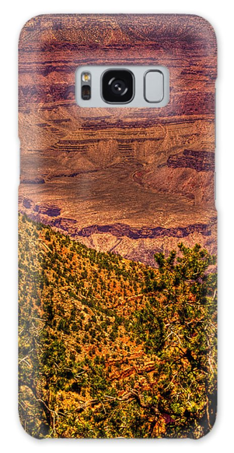 Grand Canyon Galaxy S8 Case featuring the photograph The Grand Canyon II by David Patterson