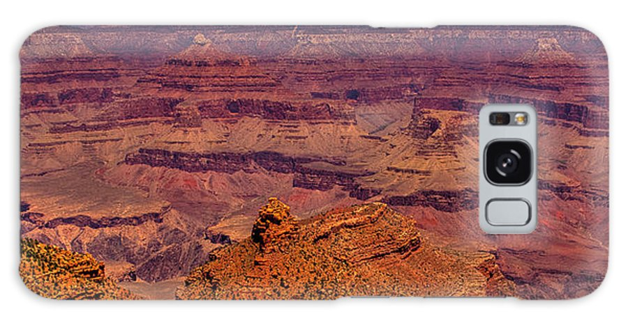 Grand Canyon Galaxy S8 Case featuring the photograph The Grand Canyon V by David Patterson