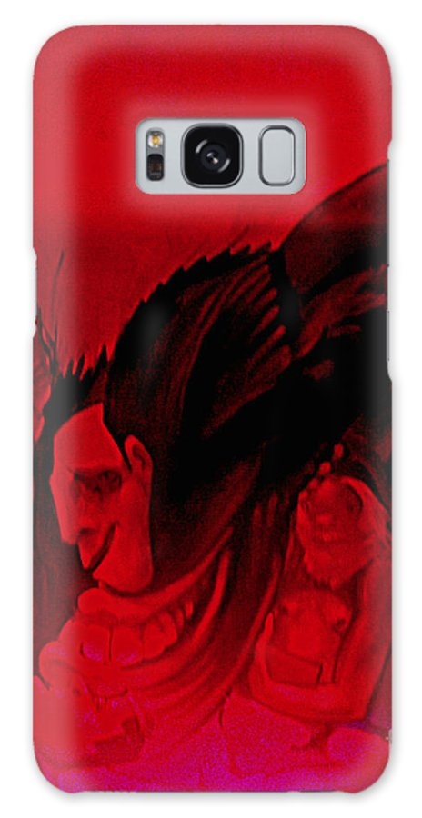 Galaxy S8 Case featuring the photograph The Guests Arrive by Kelly Awad