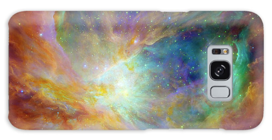 Universe Galaxy S8 Case featuring the photograph The Hatchery by Jennifer Rondinelli Reilly - Fine Art Photography