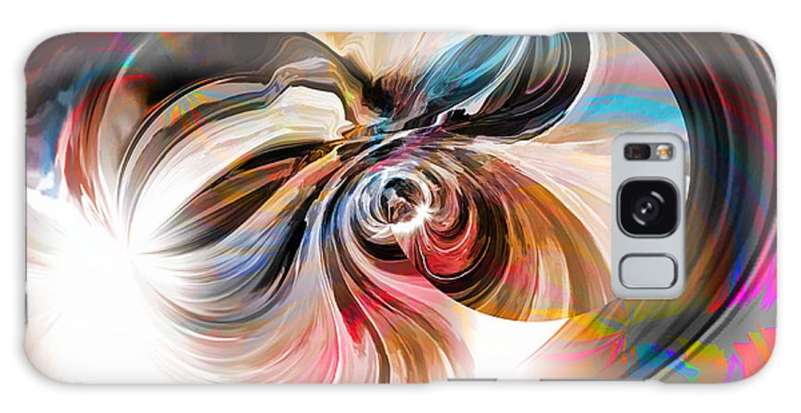 Hotel Art Galaxy S8 Case featuring the digital art The Healing by Margie Chapman