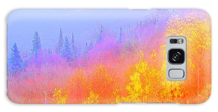 Art Galaxy S8 Case featuring the photograph The Hills Are Alive by Kathleen Luther