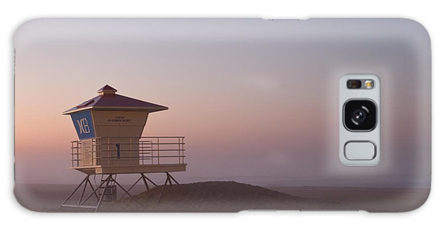 Lifeguard Galaxy S8 Case featuring the photograph The Lifeguard Shack by Ronda Kimbrow