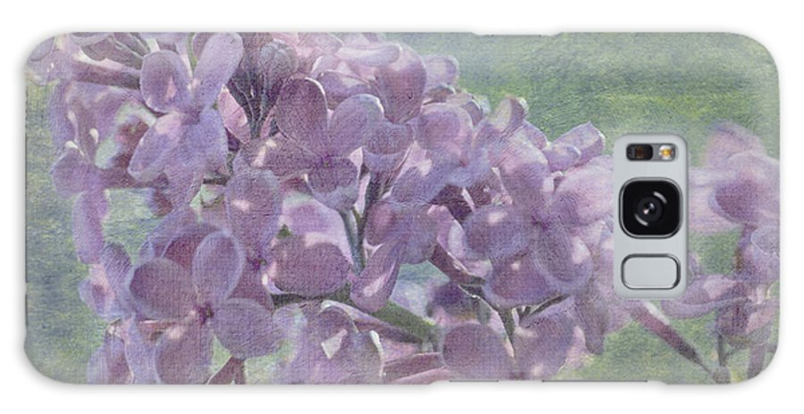 Lilac Galaxy S8 Case featuring the photograph The Lilac by Cheryl Butler