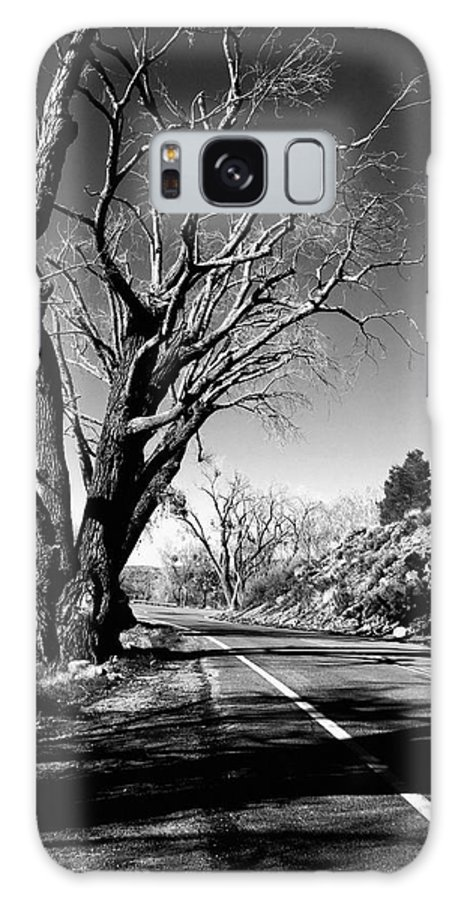 The Long Way Around Galaxy S8 Case featuring the photograph The Long Way Around by Glenn McCarthy Art and Photography