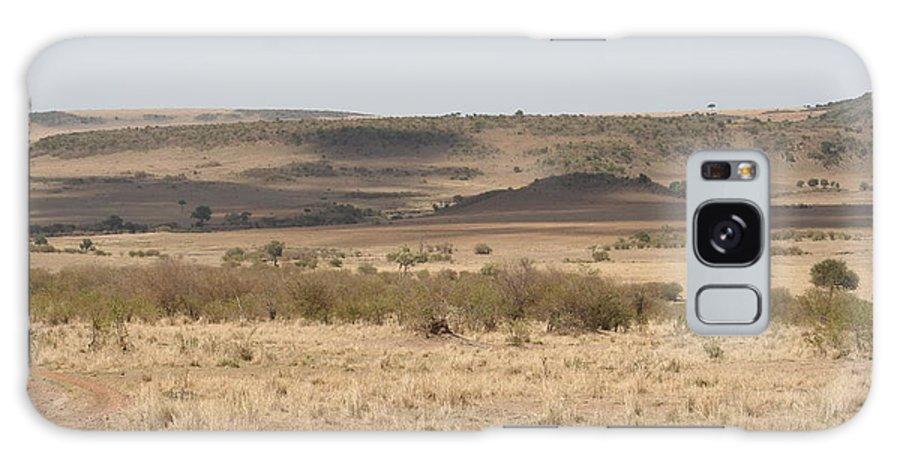 Masai Mara Galaxy S8 Case featuring the photograph The Mara Plains by Sue Long