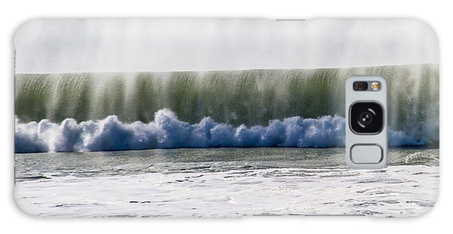 Waves Galaxy S8 Case featuring the photograph The Oceans Energy by Brian Williamson