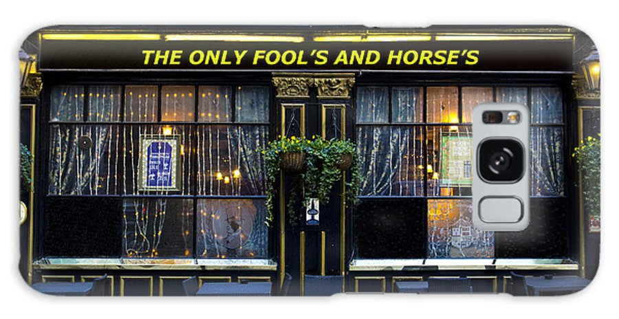 Only Fools And Horse's Galaxy S8 Case featuring the photograph The Only Fool's And Horse's by David Pyatt