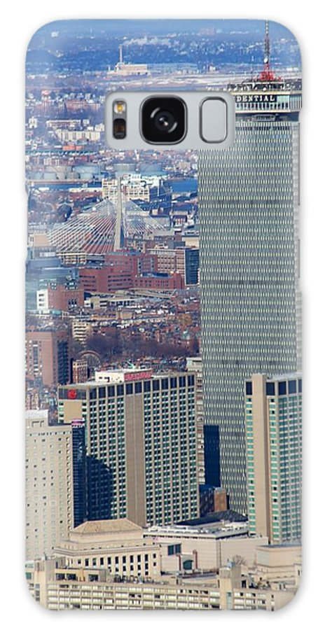 The Pru Galaxy S8 Case featuring the photograph The Pru by Allan Morrison