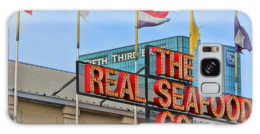 Real Seafood Co Galaxy S8 Case featuring the photograph The Real Seafood Company 4201 by Jack Schultz