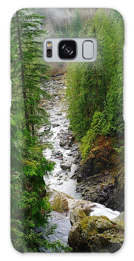 Galaxy S8 Case featuring the photograph The Snowqualmie River by Jeff Swan